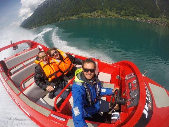 Jet Boat Interlaken: Spass in perfekter Umgebung