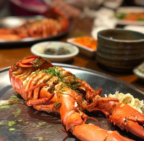 Fish House: Delicious LOBSTER