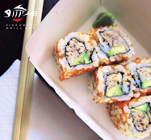 Fish House: You can`t buy happiness but you can buy sushi ..