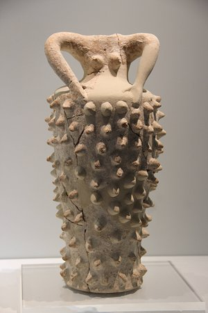 Heraklion Archaeological Museum: Интересный кувшинчик