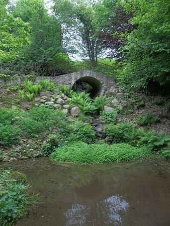 Jardin de Berchigranges: pont