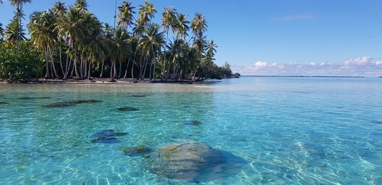 L' Excursion Bleue Day Tours: le magnifique lagon de Tahaa