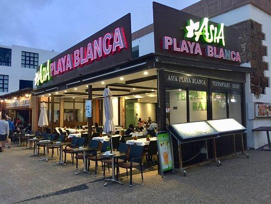Restaurante Asia Foto