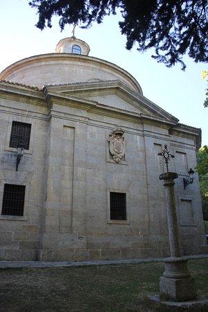 Santuario San Pedro de Alcántara: Exterior