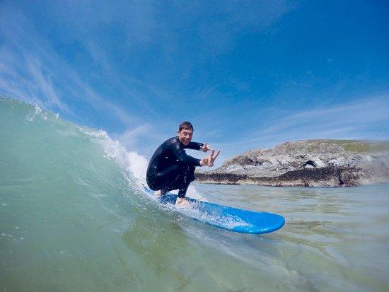 Base Surf School: Having Fun in the Cornish Sun