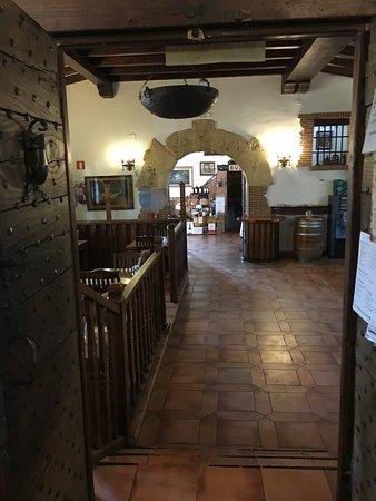Milagros, Espagne : bar