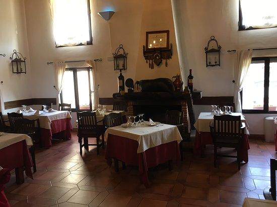 Milagros, Espagne : salle