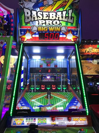 NickelRama: We have a great selection of the very best in Arcade Entertainment