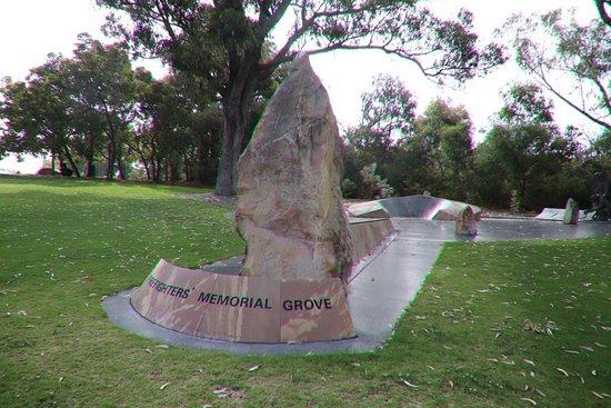 Firefighters' Memorial Grove