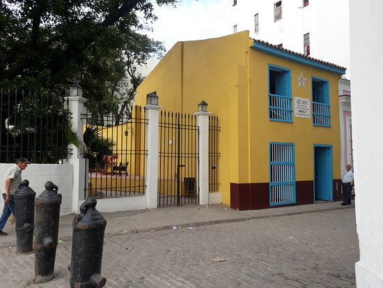 House of Jose Marti (Casa Natal De Jose Marti)