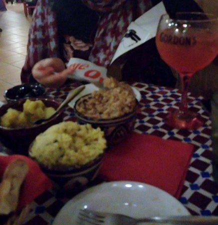Hafa Cafe: aperitivo