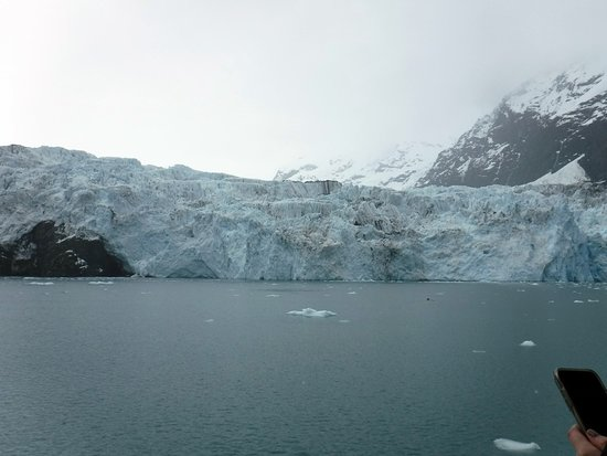 26 Glacier Cruise by Phillips Cruises and Tours: Glacier - closer view