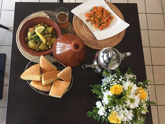 Kadyz Cuisine Du Monde: Menu Maroc 🇲🇦
