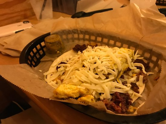 Torchy's Tacos: Wrangler