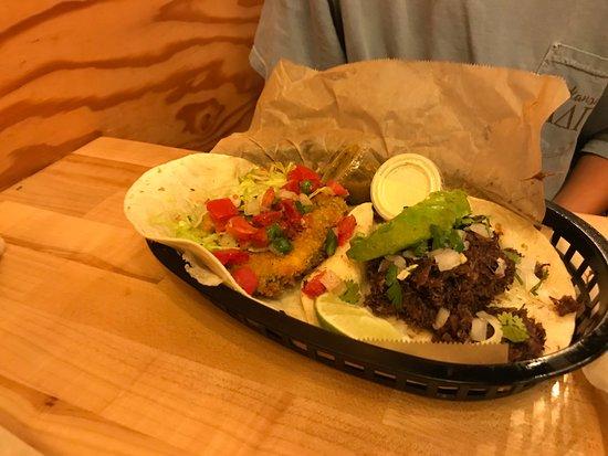 Torchy's Tacos: Fried Avocado & Democrat