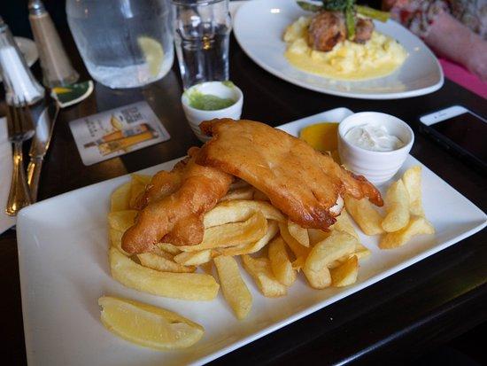 Barna, Irlanda: Lovely Fish and Chips