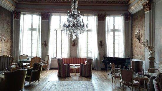 Die Swaene: 18th Century salon