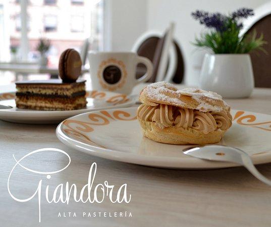 Giandora Alta Pastelería: Paris-Brest