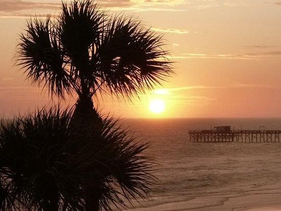 Doubletree Beach Resort by Hilton Tampa Bay / North Redington Beach: Sunset