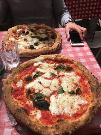 Pizza Picture Of Pizza Pilgrims London Tripadvisor