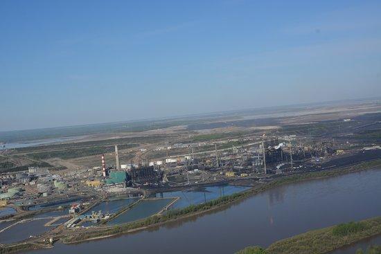 Phoenix Heli-Flight: Athabasca River