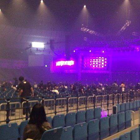 Yokohama Arena Photo