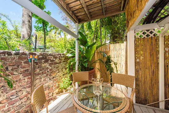 Balcony - Picture of Andrews Inn and Garden Cottages, Key West - Tripadvisor