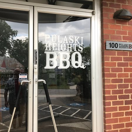 Pulaski Heights BBQ: photo1.jpg
