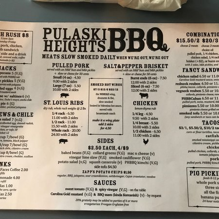 Pulaski Heights BBQ: photo3.jpg