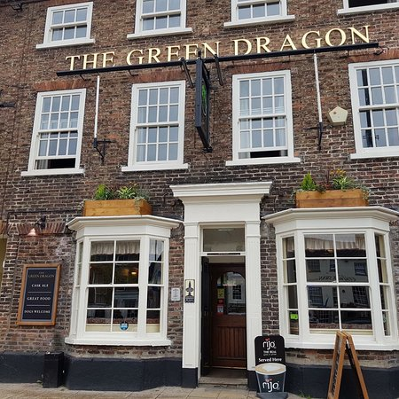 Bedale, UK: the Green Dragon