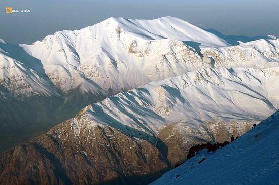 Iran Climbing Guide: Iranian Mountains