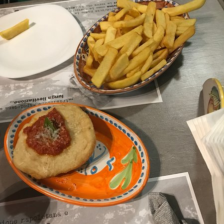 Bilde fra Divina Vietri Pizzeria