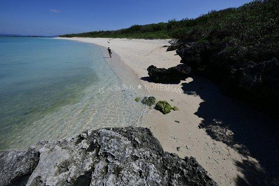 Hateruma-jima, Japan: 静かに、静かに、ひっそりと