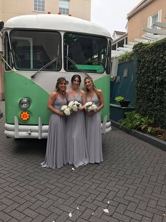 Low Country Valet & Shuttle Co: Amazing Wedding Charleston SC May 2018