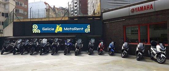 Galicia MotoRent