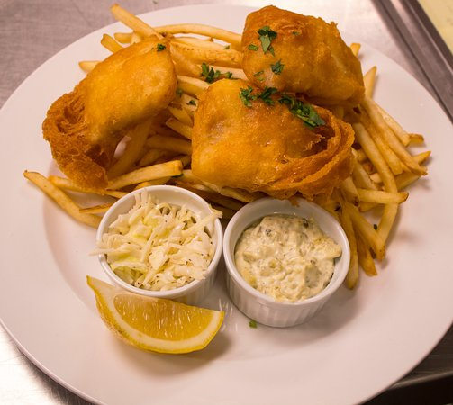 Liberty Publick House: Famous Fish & Chip