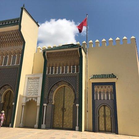 Marruecos Mapa Tours