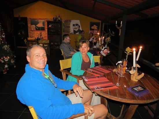 Restaurante La Barcaccia: Tenemos hambreeeeee !!!