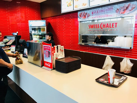 King City, Canada: Order Counter
