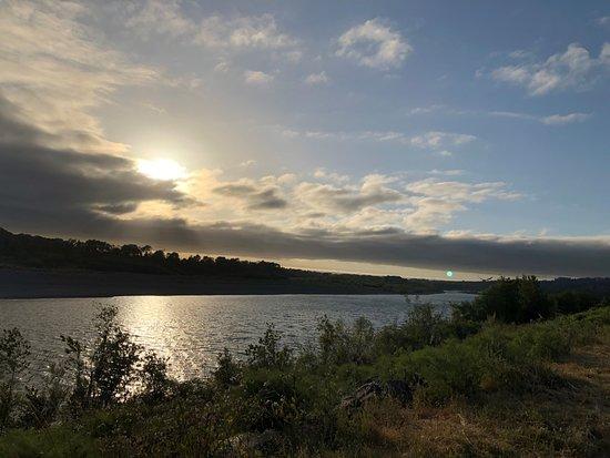 Fortuna, CA: River trail near hotel