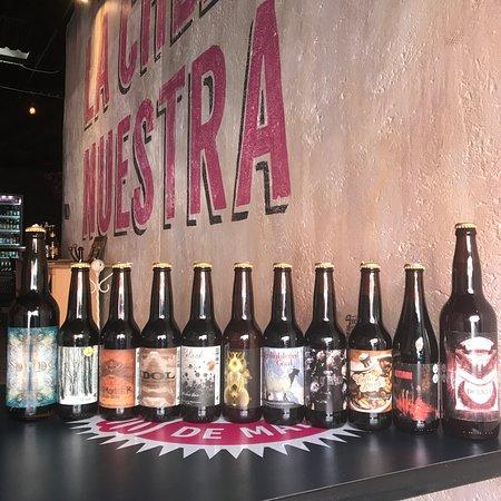 Cholula, Meksyk: MK brewing, siempre presente en nuestro catalogo