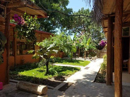 Chichiriviche de la Costa, Venezuela: posada casa de madera