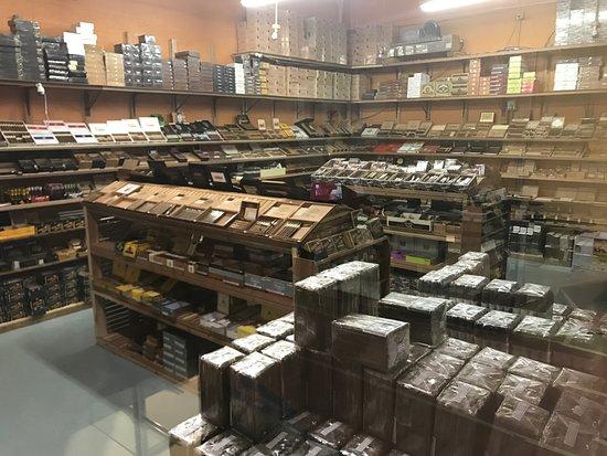 Cigar Warehouse