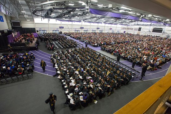 University of Wisconsin-Whitewater: Gradation