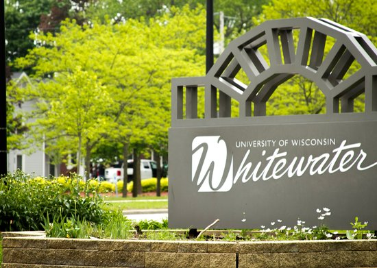 University of Wisconsin-Whitewater: Campus Sign