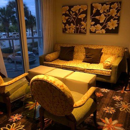 Residence Inn by Marriott St. Petersburg Treasure Island: Treasure Island!!