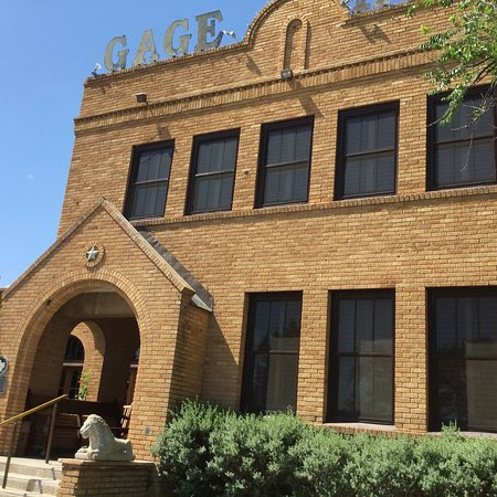 Gage Hotel: photo0.jpg
