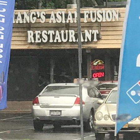Holbrook, NY: Jiang's Asian Fusion
