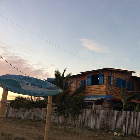 Engabao, Ecuador: The surf hostel!