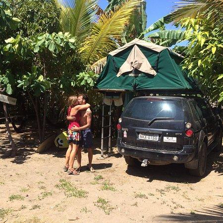 Engabao, Ecuador: Love is in the air